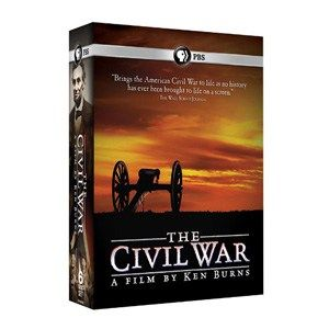 The Civil War by Ken Burns - 20+ Best Christmas Gifts For Dads