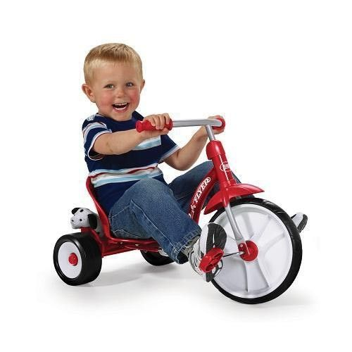 Radio Flyer | Grow 'N Go Flyer | Adjustable Kids Trike | Best Kids Tricycles