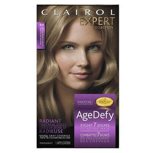 Clairol Age Defy Expert Collection Hair Color Blonde