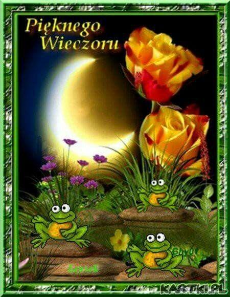Pin Od Wanda Swoboda Na Miłego Wieczoru