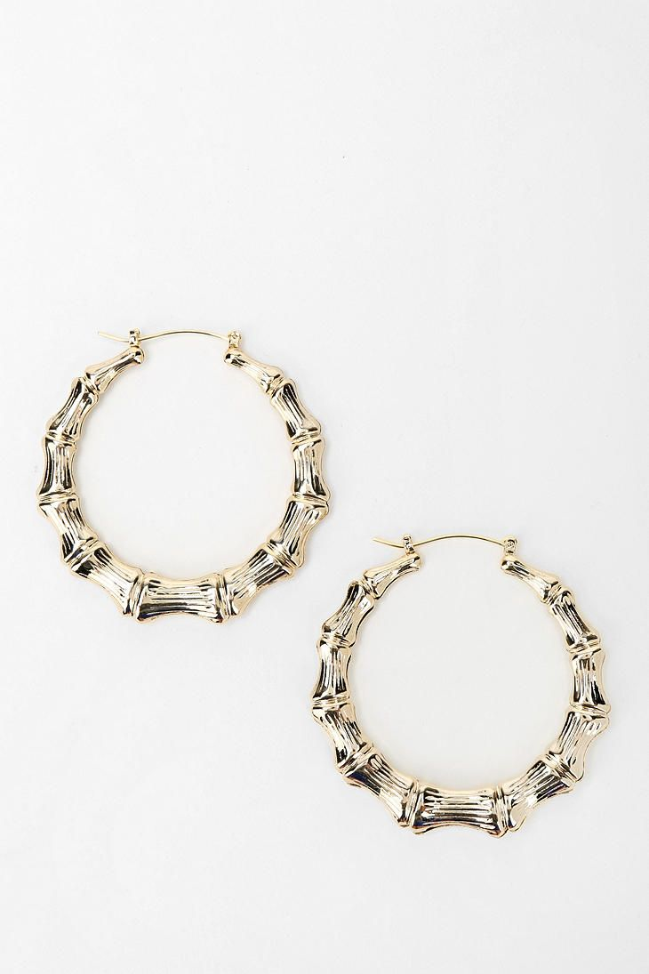 Find This Pin And More On Hoop Earrings