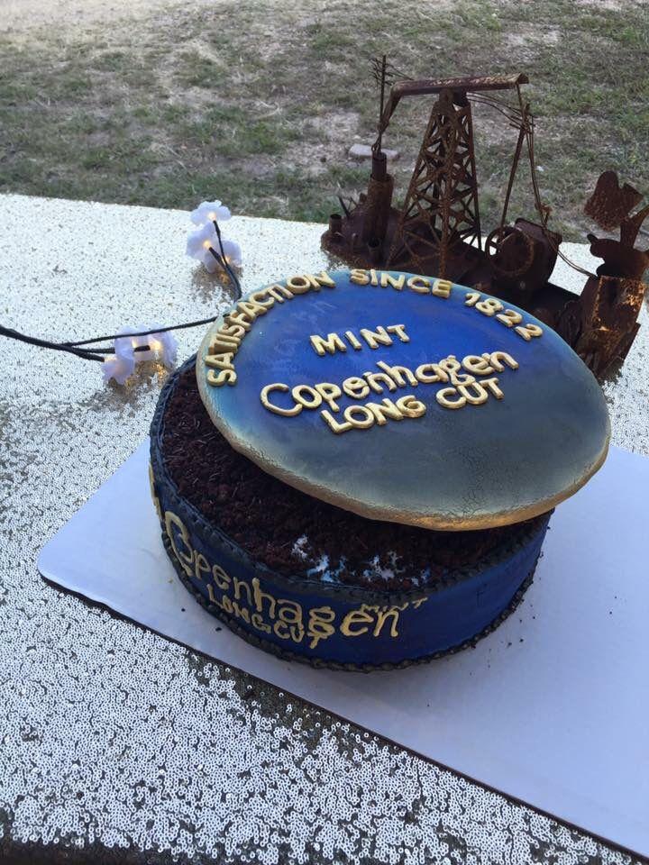 Copenhagen Cake Tutorial