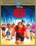 Wreck-It Ralph [4 Discs] [Includes Digital Copy] [3D] [Blu-ray/DVD] [Blu-ray/Blu-ray 3D/DVD] [2012]