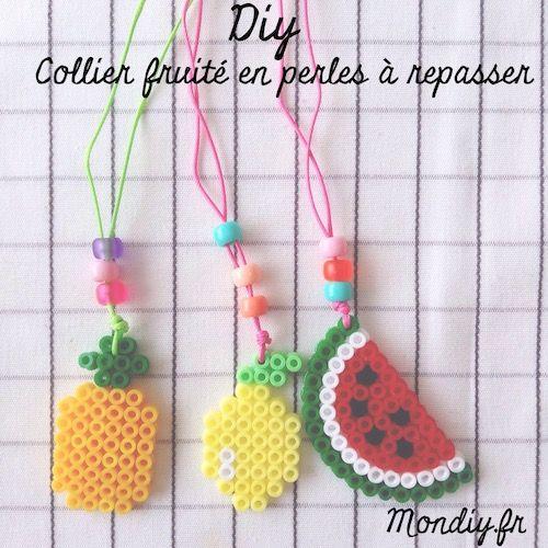 1000 id es sur le th me hama beads mario sur pinterest perles hama perles repasser et perles - Idees loisirs creatifs gratuit ...