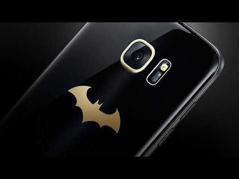 New Samsung Galaxy  S7 edge Injustice Edition Unboxing - 2016