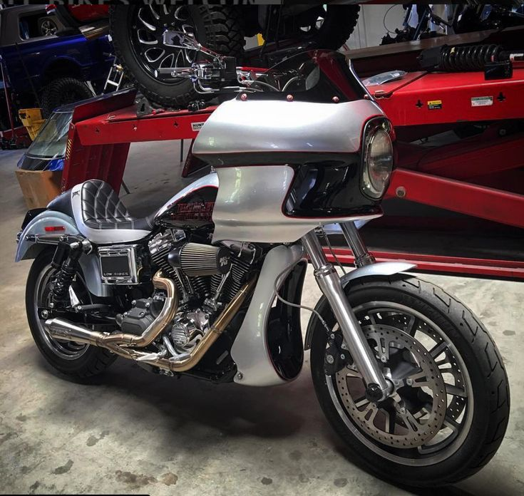 "The FXRT / FXRP ""Style"" Dyna Fairing Thread"