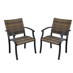 Stackable Outdoor Dining Chairs on Hayneedle - Stackable Outdoor Dining Chairs For Sale