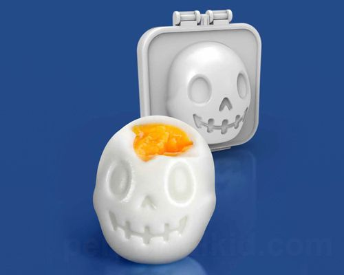 EGG-A-MATIC SKULL MOLD