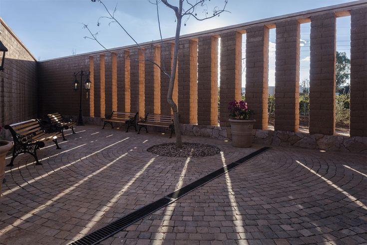 Tierra Adentro Garden and Restaurant,© Onnis Luque