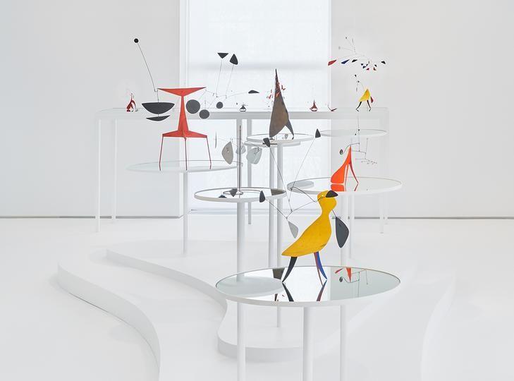 Alexander Calder: MULTUM IN PARVO - Exhibitions - Dominique Levy Gallery