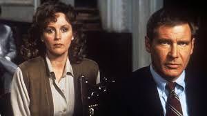 """Uznany za niewinnego"" (1990) = ""Presumed Innocent"" (1990), Harrison Ford"