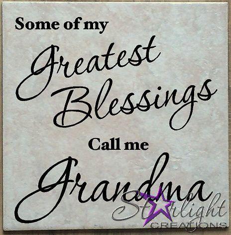 Greatest Blessings - Tile