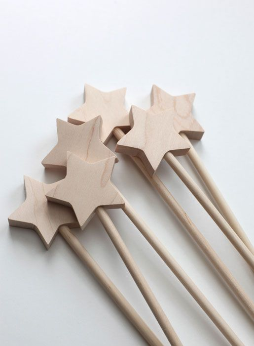 Fashion loves people wooden magic wand online store for Birthday wand