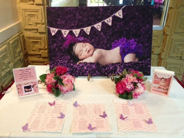 """Photo 1 of 24: Sweet Butterfly Party / Baptism """"Elise's Butterfly Christening Party"""""""