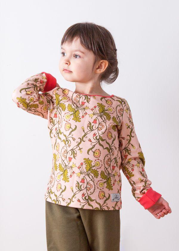 New collection out now // kids shirt 86-128 | Poutapukimo