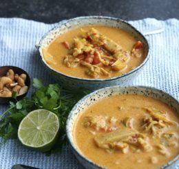 Thai suppe - den bedste suppe i verden