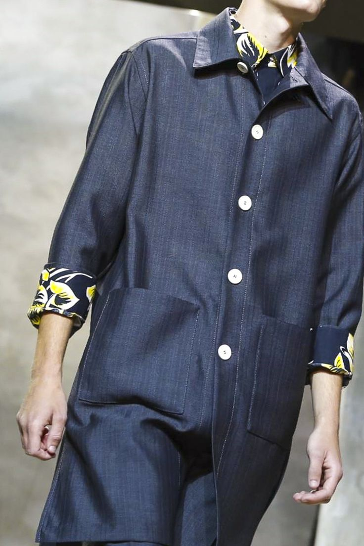 Marni Menswear Spring Summer 2016 Milan - NOWFASHION