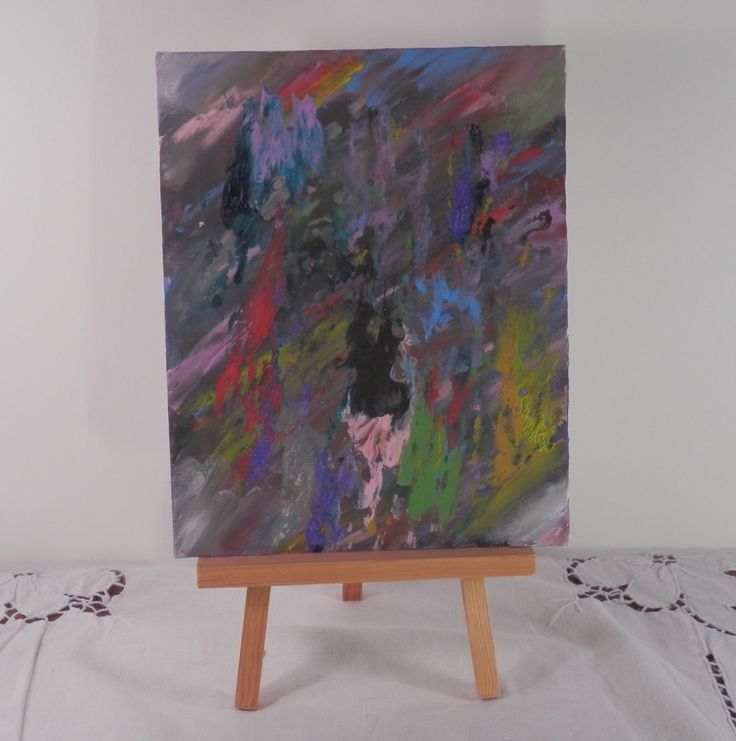 A Blurred World by TangibleIntangibles on Etsy