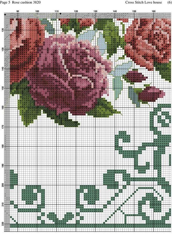 Rose cushion-005