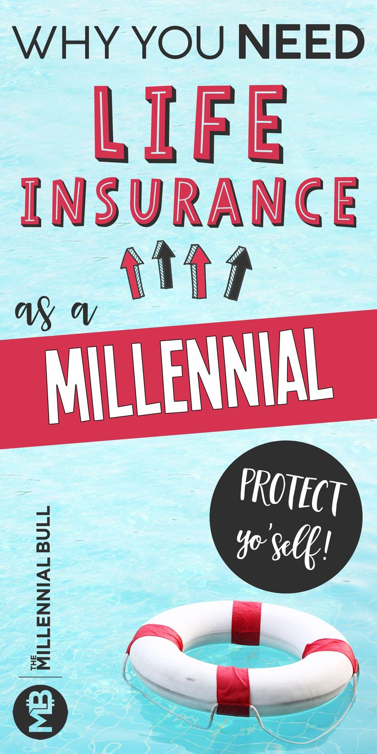 The Importance of Life Insurance as a Millennial | Life ...