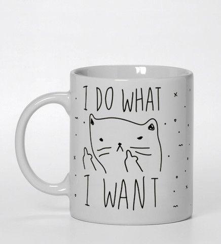 i do what i want Ceramic Mug #mug #ceramicmug #ceramic #coffemug #teamug #cup #funnymug