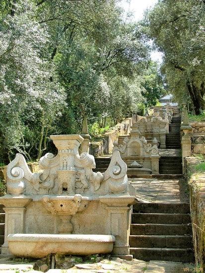 braga portugal mosteiro martinho tibaes