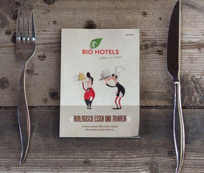 Mit App ins Bio-Restaurant und -Hotel - Raabengrün