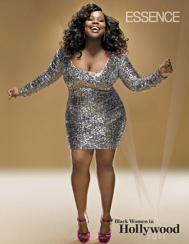 Amber Riley for Essence Magazine