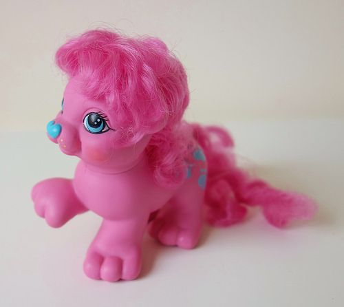 Vintage My Little Pony friend Kingsley the lion / Amigos Mi pequeno pony Kingsley el leon | by misstaito