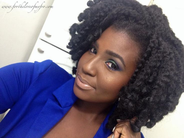 Cute Crochet Hairstyles : My Fro: crochet braids: Fine Hairstyles, Crochet Braids, Hair Styles ...
