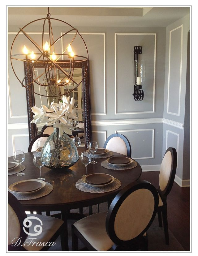 Meritage Homes In Weddington Encompasses A Great Location And The Latest Trends Find This Pin More On Dining Room Color