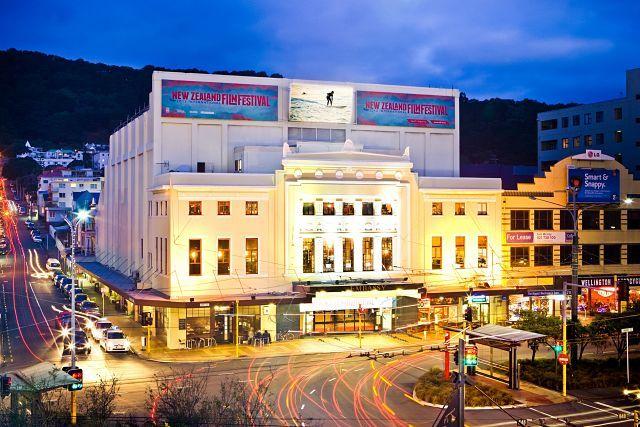 Wellington St. James Theatre - Courtenay Place