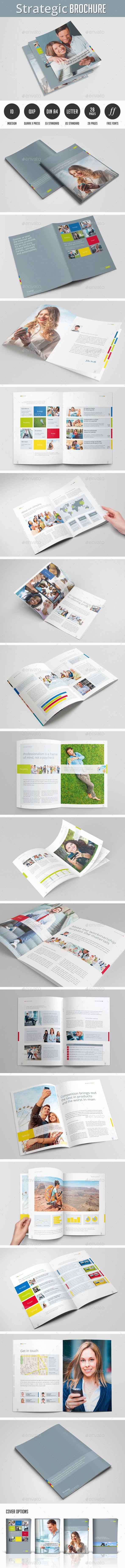 Strategic Brochure (Quark QXP, CS3, 8.27x11.69, annual report, booklet, brochure, brochure template, business brochure, catalogue, clean brochure, company brochure, company profile, corporate brochure, corporate identity, corporate report, elegant brochure, gray, magazin, minimal, mobile brochure, modern brochure, portfolio, presentation, print brochure, software, software brochure, strategic, strategic brochure, swiss brochure, template)