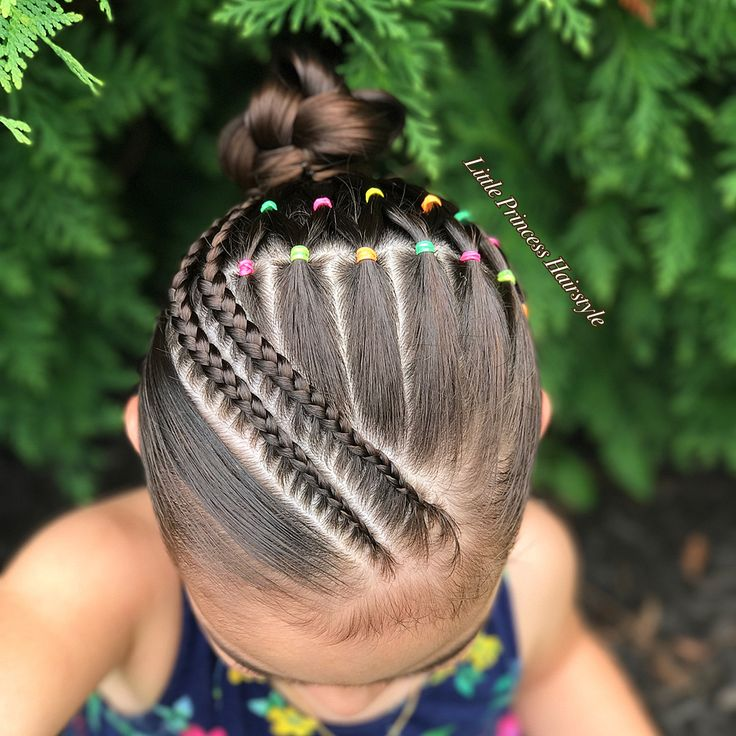 """1,126 Likes, 66 Comments - Adriana (@little_princess_hairstyle) on Instagram: """"Today I bring you this Beautiful Hairstyle inspired by the talented Hilde@studiohilde.💖. Swipe for…"""""""