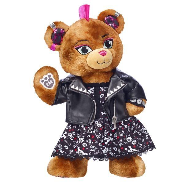 Hot Bear X Build A Bear Plush