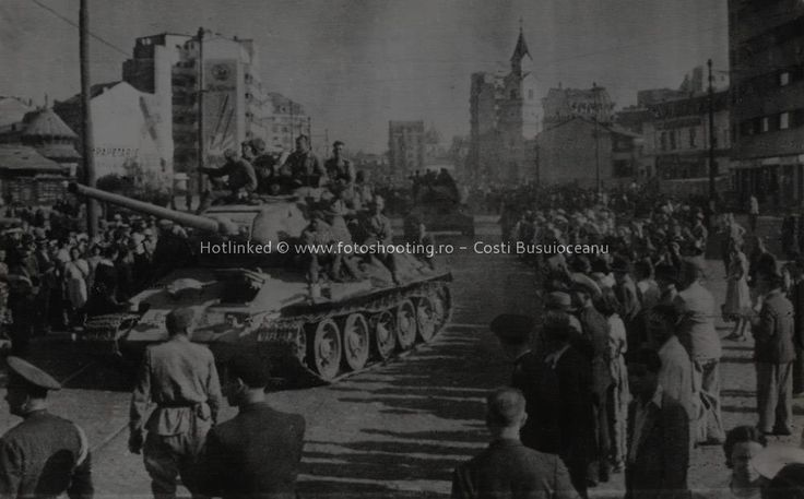 Ploiesti si Bucuresti dupa bombardamente - 1944 - Cea mai mare arhiva foto cu vechiul Bucuresti - Costi Busuioceanu