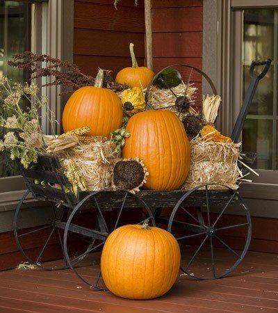 Fall wagon