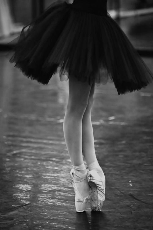 """"""" the ballerina with a black tutu was a woman of darkness but dance was making her pure """""""