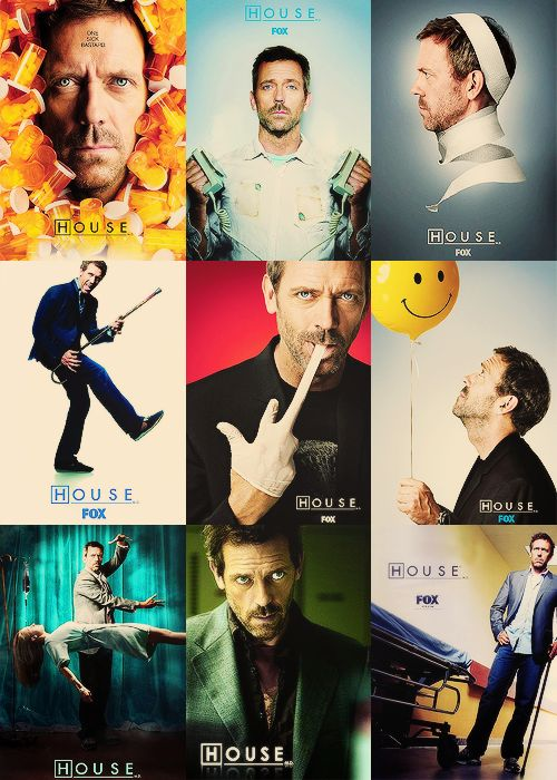 House M.D. he is just perfect no matter the pose or the season or the episode.
