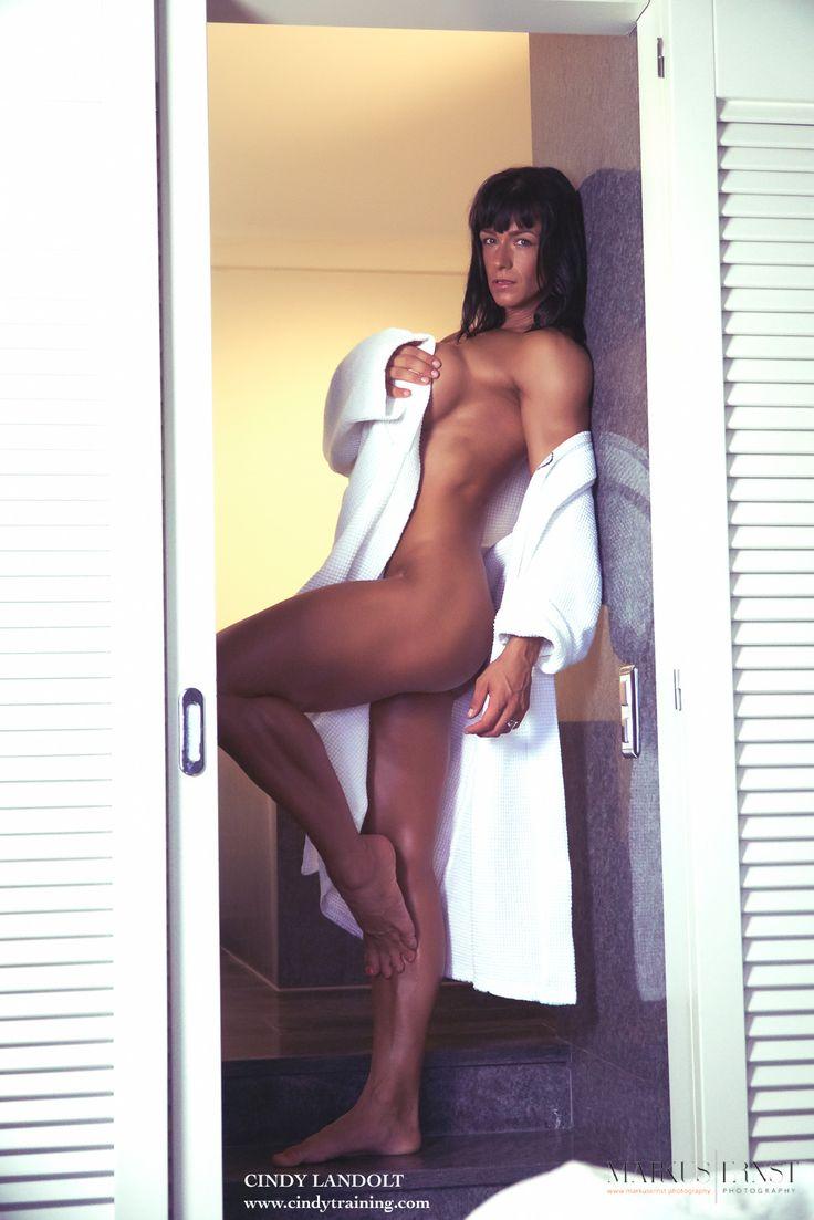Cindy Landolt  Naked Sport Female  Fitness, Bodybuilding -8121