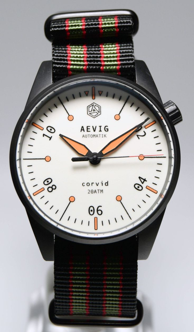 Aevig Corvid Automatic Field Watch – Review – Watch Thoughts