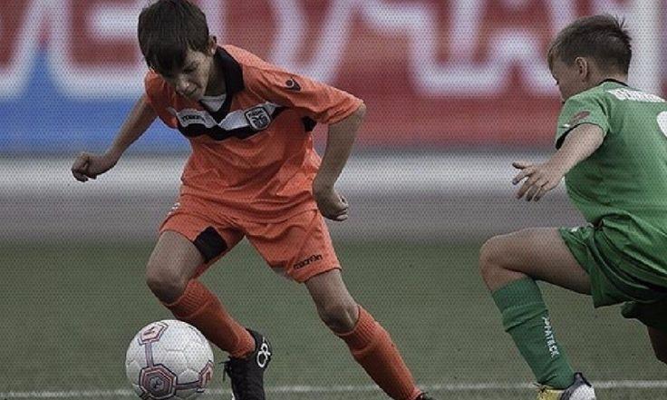 """Οι μικροί ποδοσφαιριστές του """"Δικεφάλου"""" έχουν ραντεβού το πρωί του Σαββάτου στην Τούμπα, για να πραγματοποιη"""
