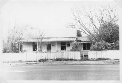 Bellarine Post Office c.1968