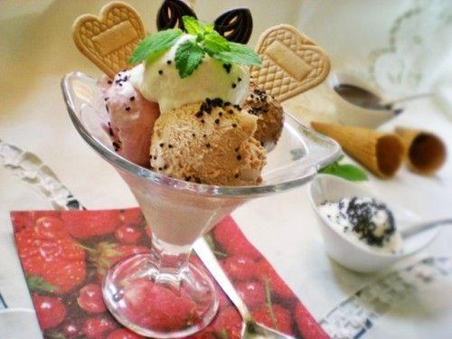 Pillecukros fagylaltok