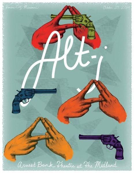 Alt-J at Arvest Bank Theathre Kansas City