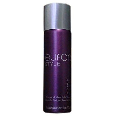 An award winning firm, yet workable finishing spray. Leaves hair moveable and touchable without a stiff or sticky feel.