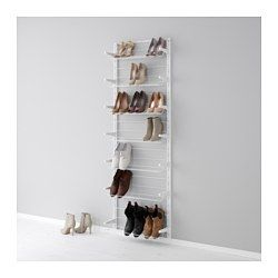 ALGOT Wall upright/shoe organizer - IKEA