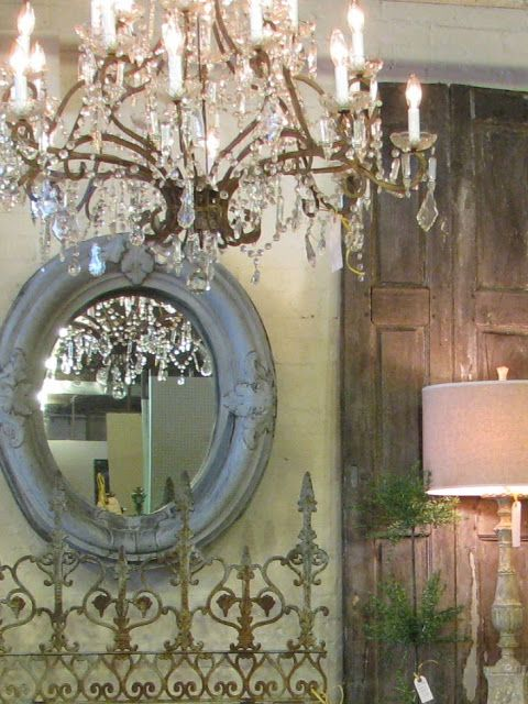 Country French Antiques: Un Grand Buffet