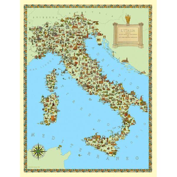 Cartina Italia Google Maps.Cartine Tematiche Dell Italia Cerca Con Google Modern Map Map Mural