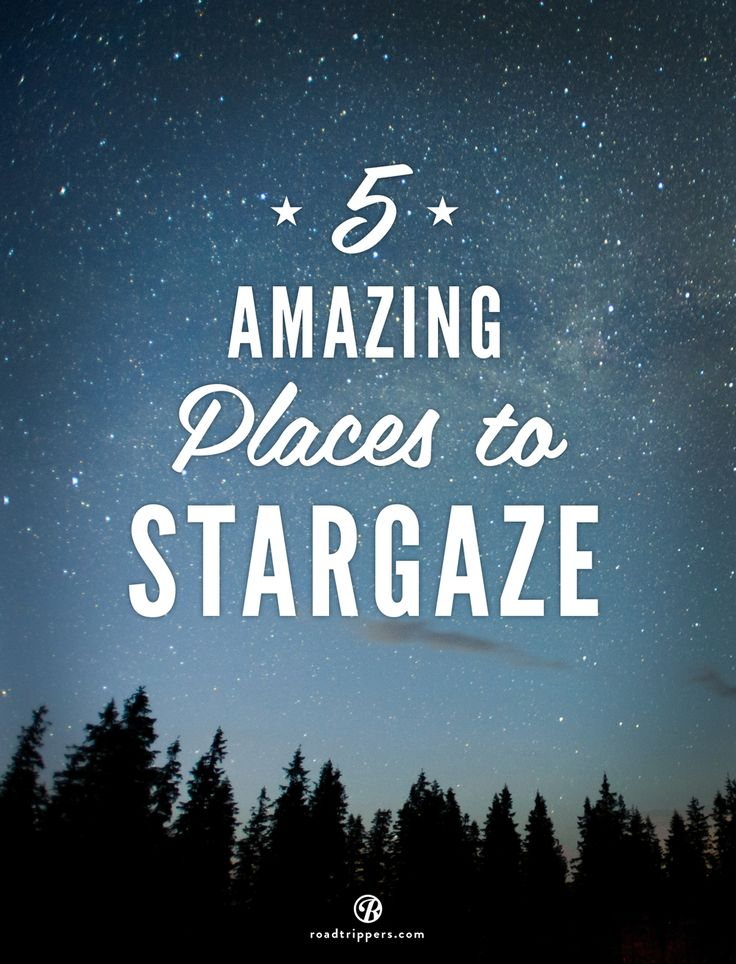 Valentines Day Date Ideas - Visit these spots perfect for a bit of nighttime stargazing. Don't forget your telescope!